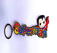 Soft Pvc Keychain Six Flags Souvenir Gifts