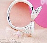 New Arrival Fashional Crystal Wing Ring