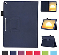 10.2 Inch Lichee Pattern High Quality PU Leather for Google Pixel C(Assorted Colors)