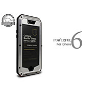Metal Shockproof Case Waterproof Case for iPhone 6