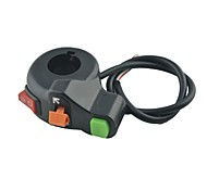 Plastic And Metal Motorcycle Switches Turn Signal Combined Horn Headlight Switch