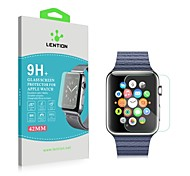 LENTION 0.1mm Ultra Thin Tempered Glass Screen Protector for Apple Watch Productive Film for 42mm