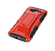 más nuevo TPU pc apoyo de la moda de autos deportivos cáscara del teléfono móvil para Samsung ji / J5 / J7 / G360 / G530 colores surtidos