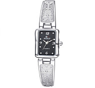 SOXY® Latest Design Stainless Steel Quartz Bracelet Watch 3 color Simple Style Watch for Business Women