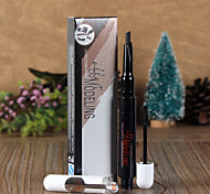 Maycheer® Eyebrow Pencil+Eyebrow Cream Dry Long Lasting / Waterproof / Natural