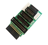 DIY  D108050 Jlink V7 Jlink V8 Adapter Board Compatible with Mini 2440 / 2440 / 44B0 / 6410