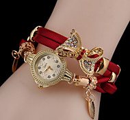 Woman Bow  Wrist  Watch Cool Watches Unique Watches