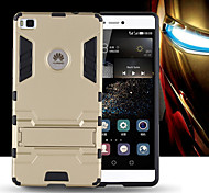 Iron Man Hard Case Protective Cover with Kickstand for Huawei P8 Case(Assorted Colors)