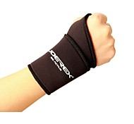 Wrist Brace Sports Support Black Adjustable / Breathable / Easy dressing /Suitable for Most Sports