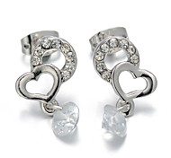 Alloy Earring Stud Earrings Daily / Casual 2pcs,XD512-35