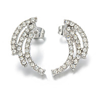 Alloy Earring Stud Earrings Daily / Casual 2pcs,XD512-30