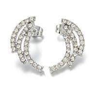 Alloy Earring Stud Earrings Daily / Casual 2pcs,XD512-30