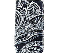 Lace Pattern Cell Phone Leather For iPhone 6/6S
