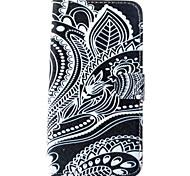 Lochmuster-Handy-Leder für iphone 6 / 6S