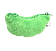 Cute Soybeans Pod Style Small Coin Purse Bag Keychain