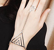 Fashion Jewelry Simple Triangle Bracelet