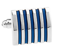 Eternal Star vertical lines shirt cufflinks cuff nail