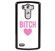 Bitch Design Metal Hard Case for LG L90/ G3/ G4