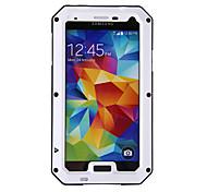 redpepper aluminium Gorilla Glass waterdichte schokbestendige case voor Samsung Galaxy S5 - zwart