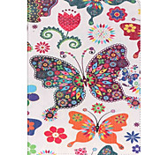 Butterfly Pattern PU Leather Protective Sleeve For Samsung Galaxy Tab E 9.6 T560