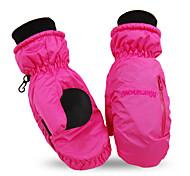 Luvas de Inverno / Mittens MulheresAnti-Derrapagem / Mantenha Quente / Wearproof / Prova de Água / Á Prova-de-Vento / Prova de Neve /
