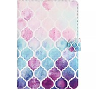 Colorful Funnel Pattern Standoff Protective Case for iPad Mini 4