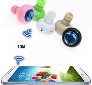 yongle® auricular inalámbrico deporte antiradiación bluetooth estéreo mini en-oído de los auriculares del auricular para Samsung (color