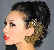 New Arrival Fashional Popular Leaf Earhook Earring
