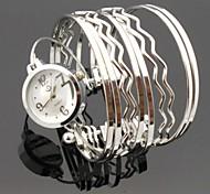Hot Sale femmes de la mode&montre décontracté élégant bracelet en acier inoxydable montres à quartz analogique montre reloj mujer