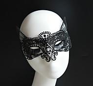 Masque / Bijoux gothique (Dentelle) Soirée