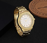 Brand Luxury Rhinestone Fashion Gold Watch Women Full Steel Bracelet Quartz Watch Ladies Watch Wrist Watch Cool Watch Unique Watch