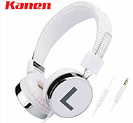 Kanen / IP-878 Cell Phone Headset Computer Headset Single-hole Notebook A Headset With A Microphone Tide