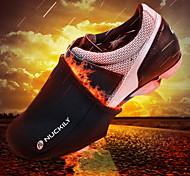 Protectores de Zapatos/Sobrecalzado BicicletaImpermeable Mantiene abrigado Resistente al Viento Aislado Resistente a la lluvia Listo para