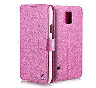 ASLING Protective Flip-Open PU Leather Full Body Credit Card Holder Slots Luxury Cell Phone Bag For Samsung Galaxy S5
