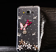 Butterfly Pattern TPU Soft Case for Multiple Samsung Galaxy G3608/G530H/G850F/G5308