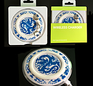 Chinese style Qi Wireless Charger for Samsung HTC LG