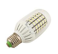 7W E26/E27 Bombillas LED de Mazorca 138 SMD 3528 600 lm Blanco Cálido AC100-240 V 2 piezas
