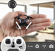 LiDi Mini Size 2.4G RC Helicopter Quadcopter L7W wifi 0.3M CameraGravity Sensor Led Light 3D Rolling