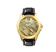 Men's and Women's Fashion Elegant Round Belt China Movement Watch Fringe(Assorted Colors)