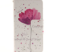 Song For Orchid Design Cell Phone Case Cover For WIKO Sunset 2