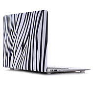 Vertical Bar Style PC Materials Water Stick Flat Shell For MacBook