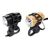 LED Flashlights/Torch / Bike Lights / Front Bike Light LED - Cycling Easy Carrying Button Battery 200LM Lumens Battery Cycling/Bike