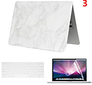 2016 Top Selling MacBook Case with Keyboard Cover and Screen Flim for  MacBook Pro 13.3 inch