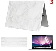 2016 caso de venda macbook superior com tampa do teclado e flim tela para MacBook Pro de 13,3 polegadas