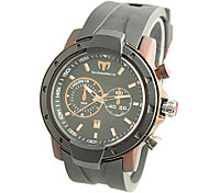 Sports Watch Fashion Style Fashion Men'S Watch With Calendar Cool Watch Unique Watch