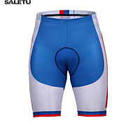 SALETU Unisex Cycling Shorts maillot Ciclismo MTB Bicycle Bike Outdoor Sports Shorts Tights Breathable 3D GEL Pad