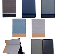 Canvas Lines Around Without Holster Strap Stents for  ipad Pro (Assorted Colors)