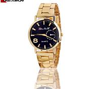 8 Calidad de los hombres relojes de cuarzo de las mujeres de la marca de lujo de los relojes del reloj de moda neutros