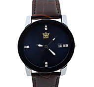 Fashion Men'S Watch Waterproof Watches Contracted Quartz Watches Wrist Watch Cool Watch Unique Watch