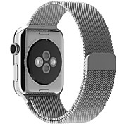 42 MM/38MM Network Pattern Metal Stainless Steel Watchband for Apple Watch/iWatch